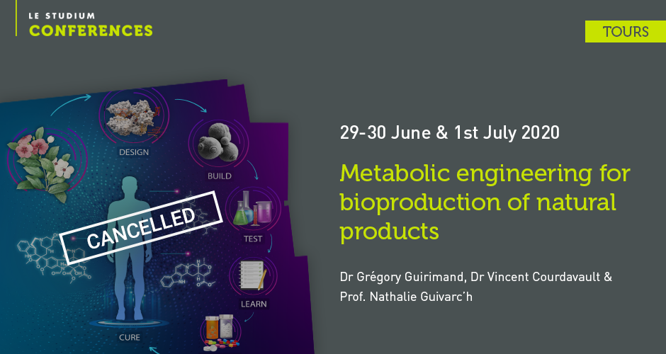 Metabolic engineering for bioproduction of natural products