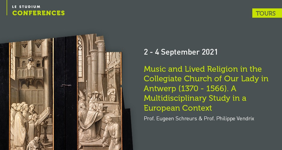 Music and Lived Religion in the Collegiate Church of Our Lady in Antwerp (1370 - 1566).