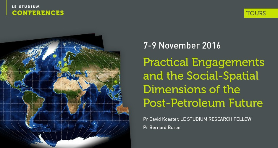 Practical Engagements and the Social-Spatial Dimensions of the Post-Petroleum Future