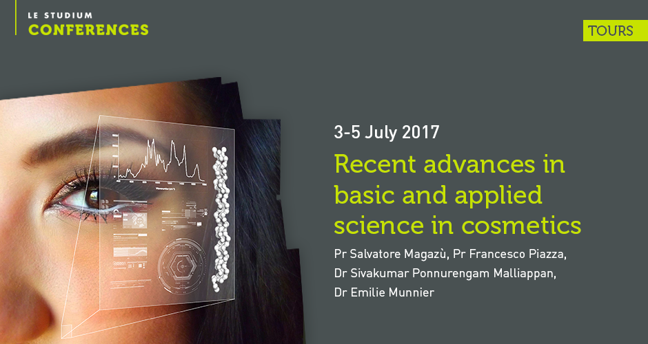 Recent advances in basic and applied science in cosmetics