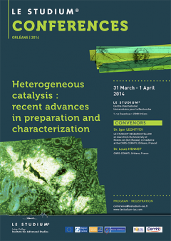 Heterogeneous catalysis : recent advances in preparation and characterization