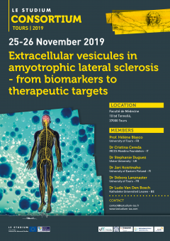 Extracellular vesicules in amyotrophic lateral sclerosis - from biomarkers to therapeutic targets