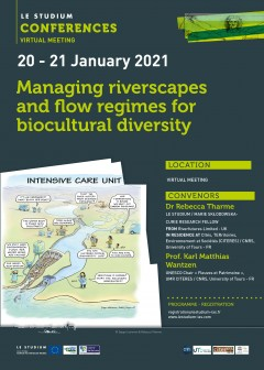 Managing riverscapes and flow regimes for biocultural diversity
