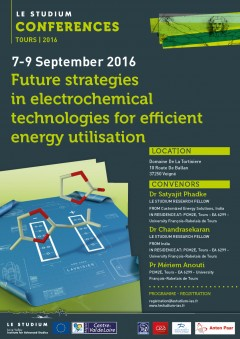 Future strategies in electrochemical technologies for efficient energy utilisation