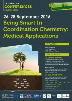 Being Smart In Coordination Chemistry: Medical Applications