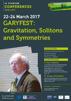 GARYFEST: Gravitation, Solitons and Symmetries