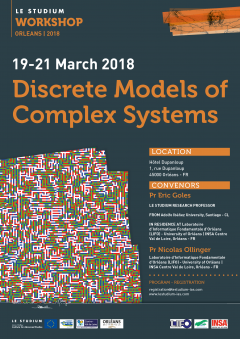Discrete Models of Complex Systems