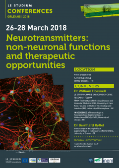 Neurotransmitters: non-neuronal functions and therapeutic opportunities