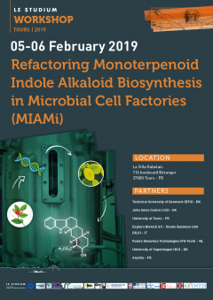 Refactoring Monoterpenoid Indole Alkaloid Biosynthesis in Microbial Cell Factories (MIAMi)