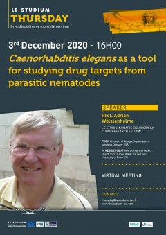 Caenorhabditis elegans as a tool for studying drug targets from parasitic nematodes