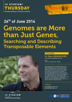 Genomes are More than Just Genes, Searching and Describing Transposable Elements