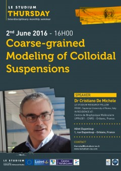 Coarse-grained Modeling of Colloidal Suspensions