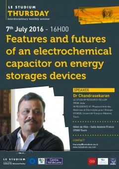 Features and futures of an electrochemical capacitor on energy storages devices