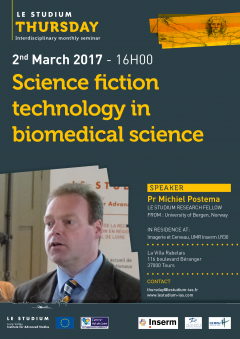 Science fiction technology in biomedical science