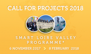 LE STUDIUM 2018 Smart Loire Valley Programme is still open!