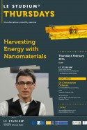 Harvesting Energy with Nanomaterials