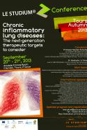 Chronic inflammatory lung diseases: the next-generation therapeutical targets to consider
