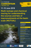 Multi-isotope and chemical tracing for understanding the sources and fate of macronutrients at the basin scale (MUTUAL)
