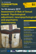 Assessment of Risk of Sexual Assault: Psychological adjustment, neuropsychological and psychiatric determinants