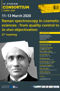 Raman spectroscopy in cosmetic sciences : From quality control to in vivo objectivation