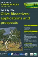 Olive Bioactives: applications and prospects