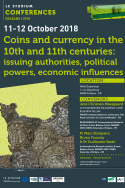 Coins and currency in the 10th and 11th centuries: issuing authorities, political powers, economic influences