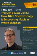 Through a Glass Darkly: How NMR Spectroscopy is Improving Nuclear Waste Disposal