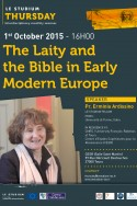 The Laity and the Bible in Early Modern Europe