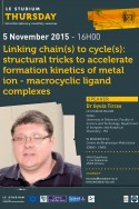 Linking chain(s) to cycle(s): structural tricks to accelerate formation kinetics of metal ion - macrocyclic ligand complexes