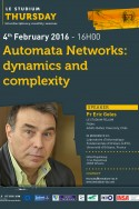 Automata Networks: dynamics and complexity