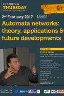 Automata networks: theory, applications & future developments