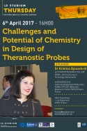 Challenges and Potential of Chemistry in Design of Theranostic Probes