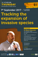Tracking the expansion of invasive species