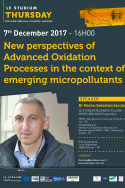 New perspectives of Advanced Oxidation Processes in the context of emerging micropollutants