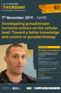 Investigating gonadotropin hormone actions on the cellular level: Toward a better knowledge and control of gonadal biology