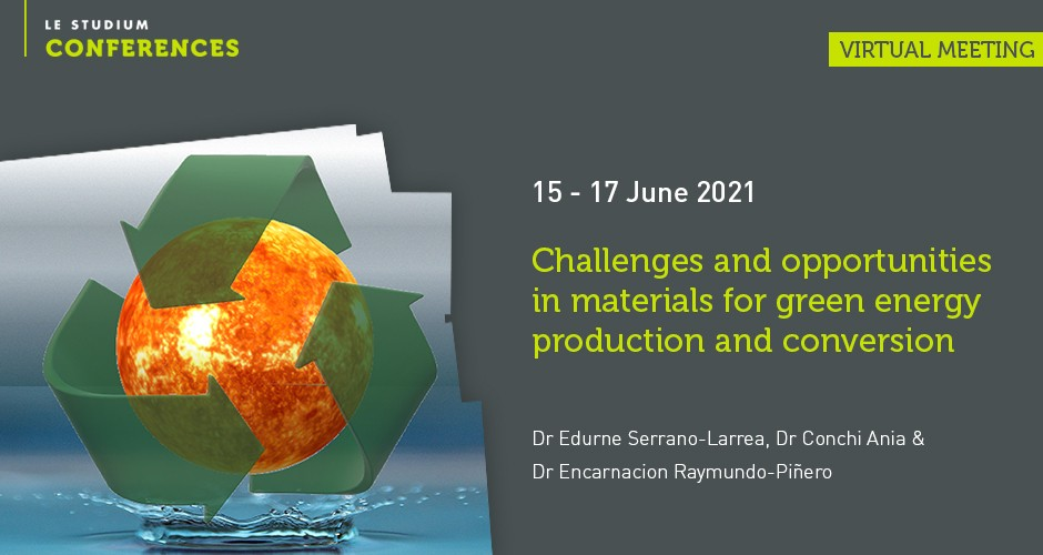 Challenges and opportunities in materials for green energy production and conversion