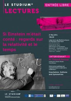 Si Einstein m'était conté : regards sur la relativité et le temps