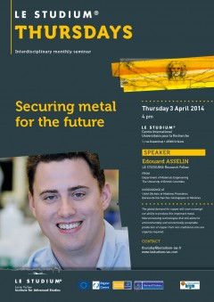 Securing metal for the future