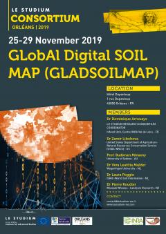 GLobAl Digital SOIL MAP (GLADSOILMAP)
