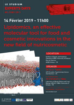 Lipidomics, an effective molecular tool for food and cosmetic innovations in the new field of nutricosmetic