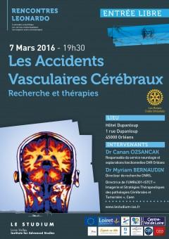 Les Accidents Vasculaires Cérébraux : Recherche et thérapies