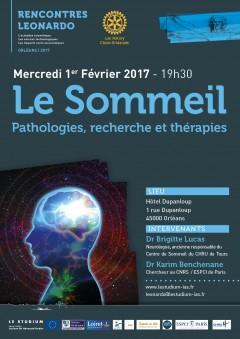 Le Sommeil, Pathologies, recherche et thérapies