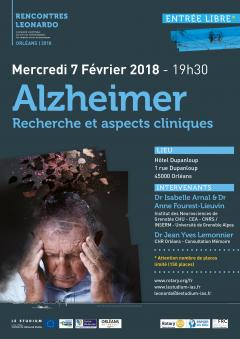 Alzheimer, recherche et aspects cliniques