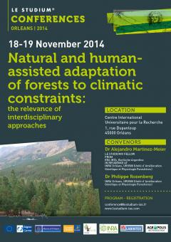 Natural and human-assisted adaptation of forests to climatic constraints: the relevance of interdisciplinary approaches