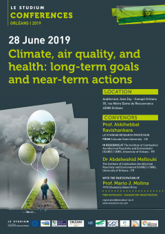 Climate, air quality, and health: long-term goals and near-term actions