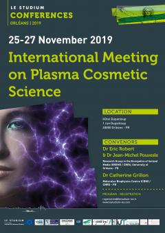 International Meeting on Plasma Cosmetic Science