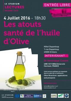 Les atouts santé de l'huile d'olive
