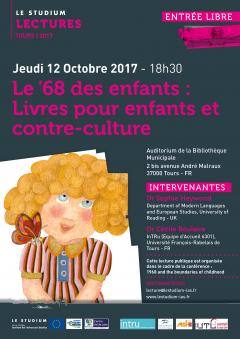 Le '68 des enfants : Livres pour enfants et contre-culture