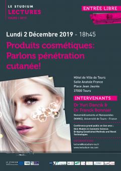 Produits cosmétiques: Parlons pénétration cutanée!
