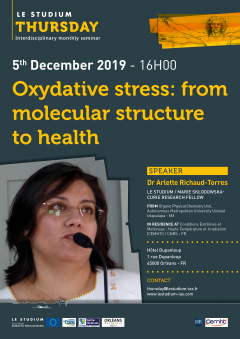 Oxydative stress: from molecular structure to health